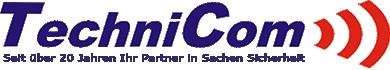Logo TechniCom GmbH