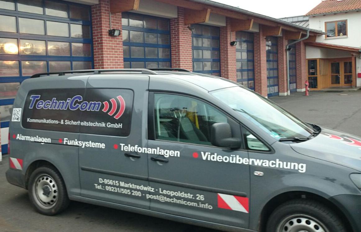 TechniCom GmbH aus Marktredwitz